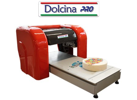 DOLCINA PRO: THE HIGH RESOLUTION FOOD PRINTER FOR PASTRY SHOPS