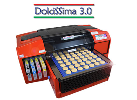 DOLCISSIMA 3.0: HIGH RESOLUTION FOOD PRINTER FOR QUALITY PRINTS