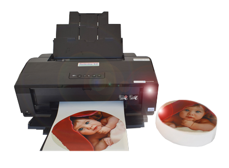 Edible sheets printers